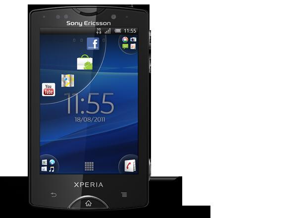Sony Xperia Ericsson Mini