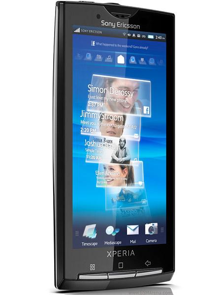 Sửa mất nguồn Sony Ericsson Xperia ray ST18i,  Ericsson Cedar J108i, Ericsson Xperia X10